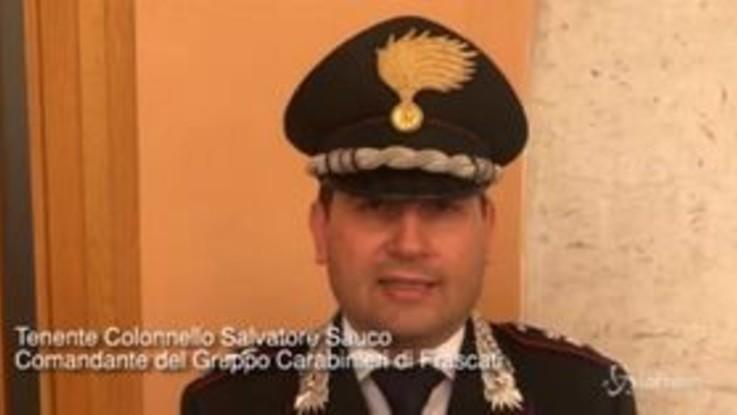 """Operazione contro i Casamonica, Comandante Carabinieri: """"Fondamentale la collaborazione delle vittime"""""""