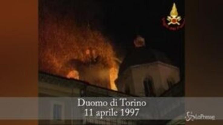 I grandi incendi nel mondo, dal Duomo di Torino al Museo Nazionale di Rio