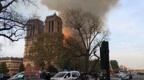 Notre-Dame, dopo il rogo si teme per la stabilità