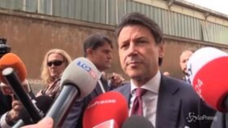 """Alitalia, Conte: """"Presto una riunione, il dossier va chiuso"""""""