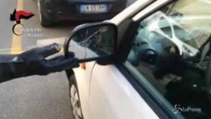 Milano, truffava automobilisti mentre era ai domiciliari: arrestato 31enne
