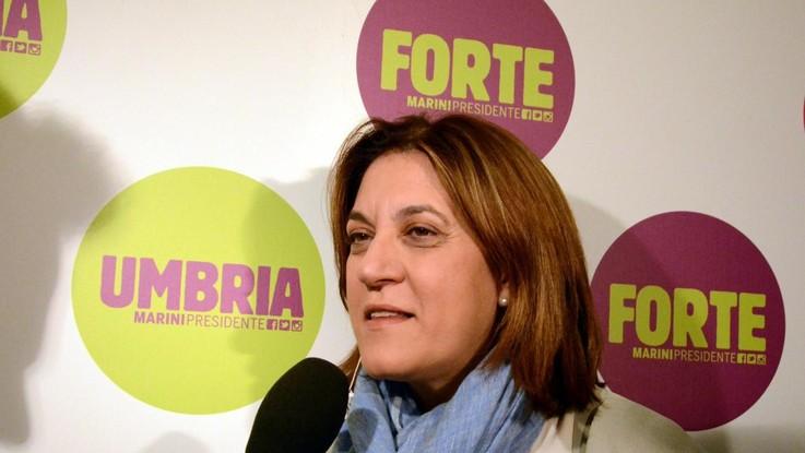 """Umbria, la presidente Marini si dimette: """"Ne uscirò a testa alta"""""""