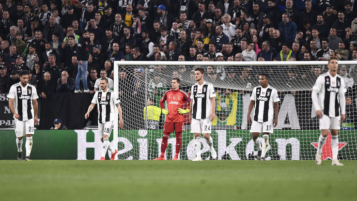 Champions League, Juventus-Ajax