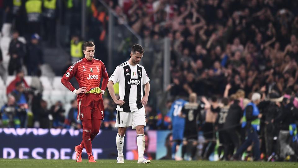 Fine partita: Champions addio ©