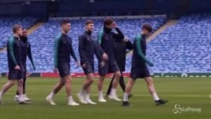 Champions, stasera Manchester City-Tottenham e Porto-Liverpool