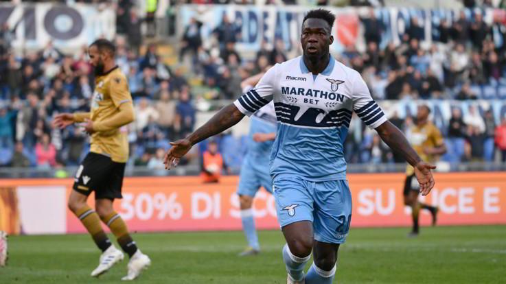 Serie A, la Lazio piega l'Udinese nel recupero con Caicedo e autogol di Sandro