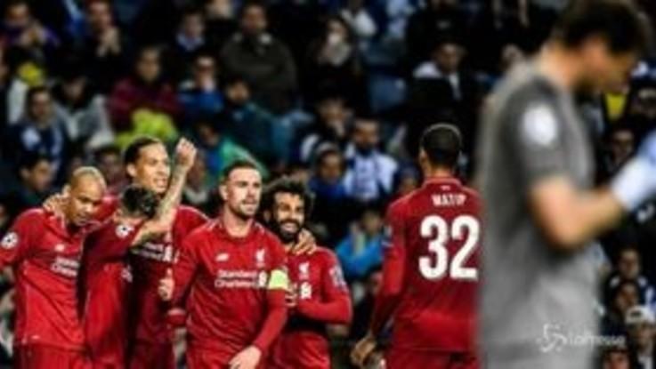 Champions, in semifinale anche Liverpool e Tottenham