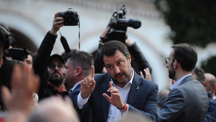 Europee, proiezioni: Lega primo partito in Italia con il 31,4%