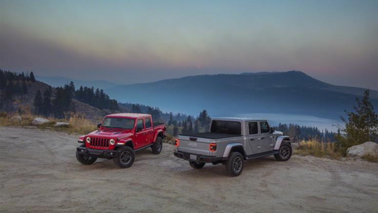 Jeep Gladiator: in Italia l'anteprima europea