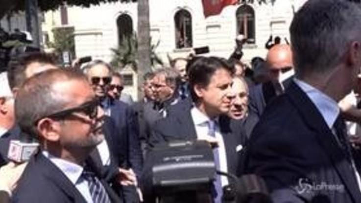 Conte a Reggio Calabria, i cittadini chiedono aiuto: