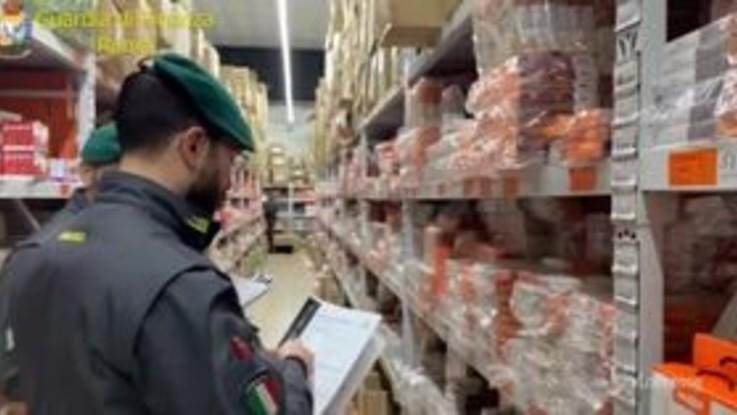 Pasqua, sequestrati a Roma oltre 9 milioni di articoli pericolosi