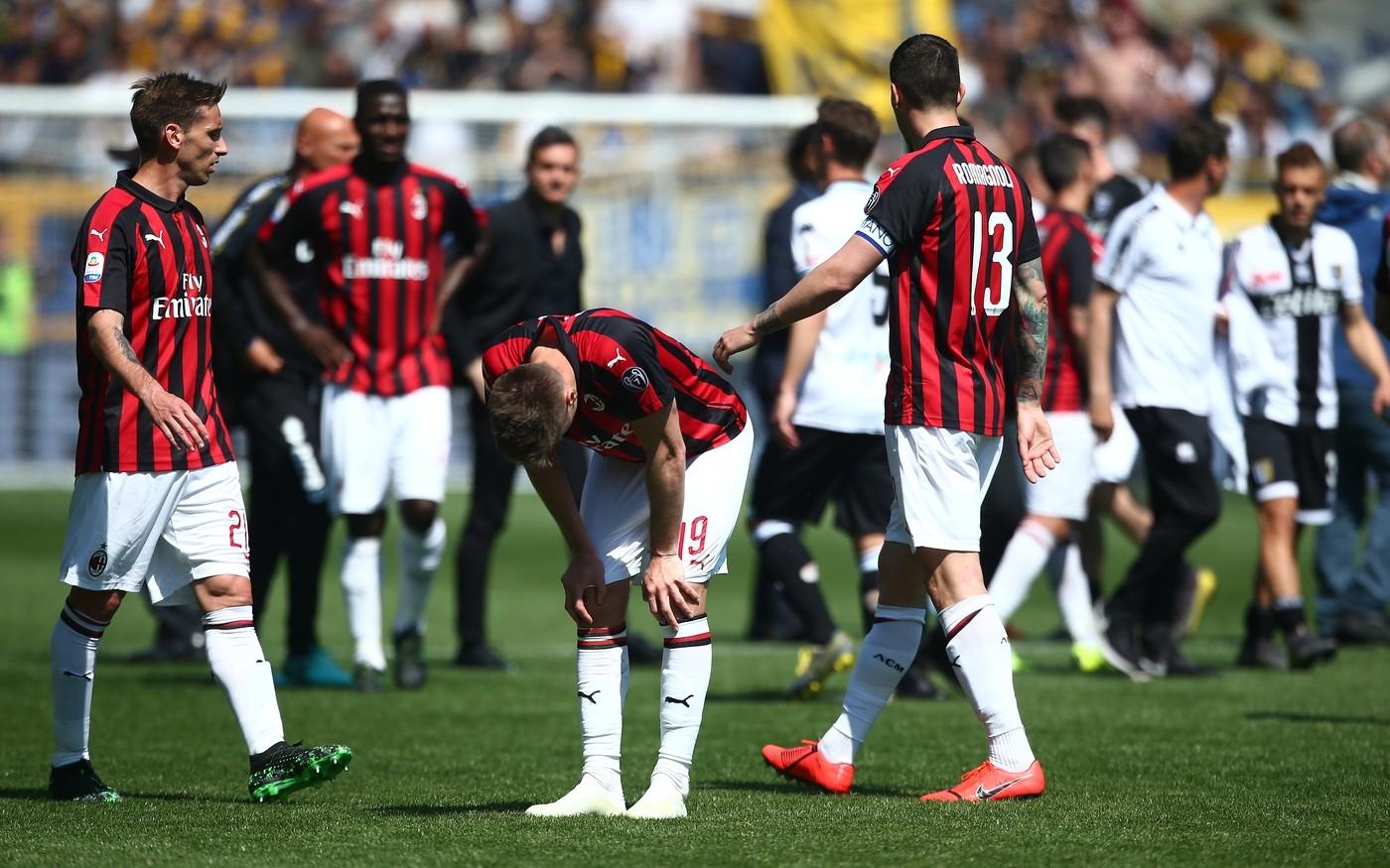Serie A, Milan frena a Parma: 1-1, Bruno Alves complica i piani per la Champions