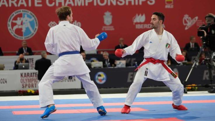 Karate, Premier League: Italia a caccia di quattro medaglie a Rabat