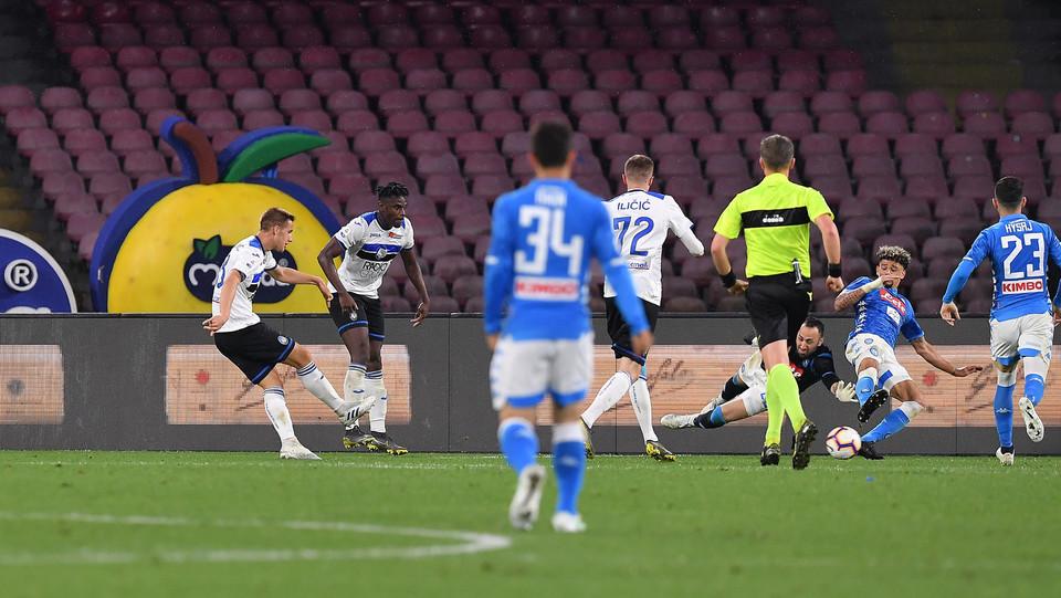Il gol decisivo di Pasalic ©