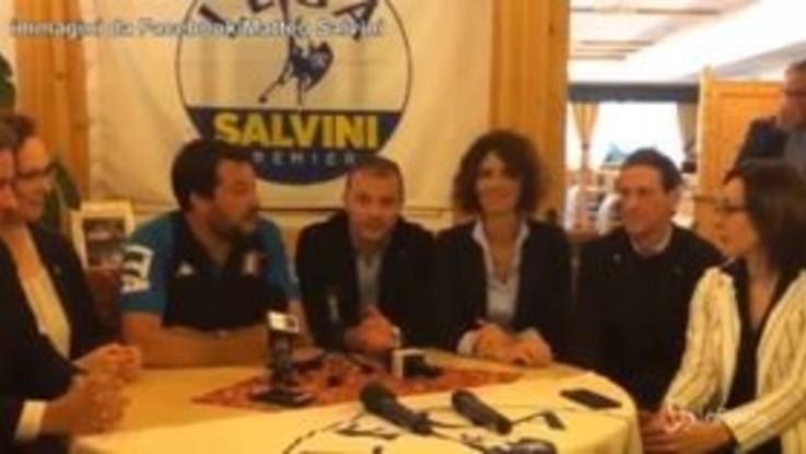 """Caso Siri, Salvini: """"Ho incontrato Arata una volta poi mai più, io la mafia la combatto"""""""