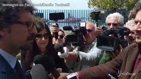 """Libia, Toninelli: """"Nessun aumento delle partenze, la nostra politica non cambia"""""""