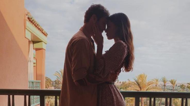 Belen Rodriguez e Stefano De Martino allo scoperto: eccoli abbracciati su Instagram