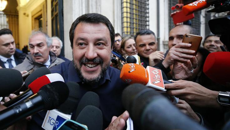 """""""Salva Roma"""", vince Salvini. In parte stralciato e il debito resta al Comune"""