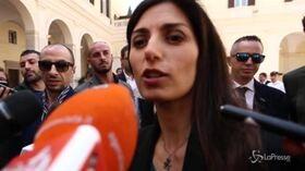 """Salva Roma, Raggi: """"Salvini ha perso un'occasione, ora intervenga il Parlamento"""""""