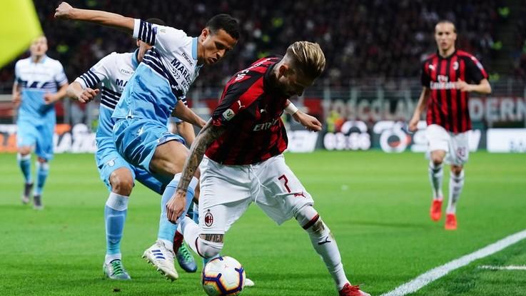 Coppa Italia, Milan-Lazio 0-0