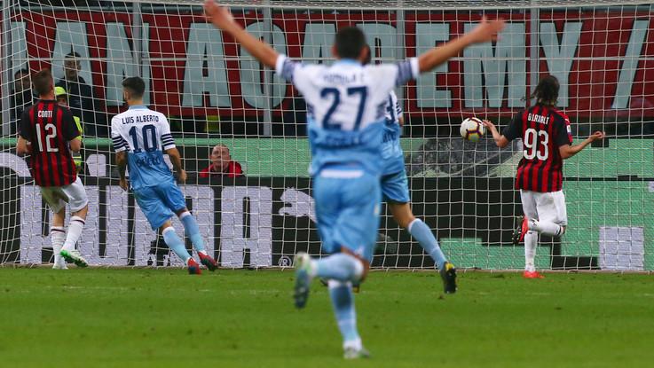Coppa Italia, Lazio prima finalista: Correa stende un Milan spento