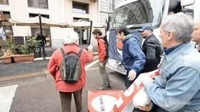 25 aprile, rissa sfiorata fra Pd e M5S a Milano