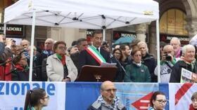 """25 aprile, Sala: """"Milano ha il dovere di essere la città più antifascista d'Italia"""""""
