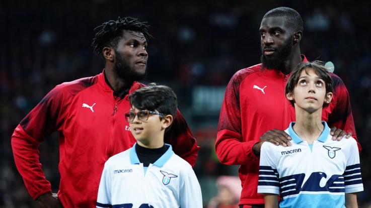 """Cori contro Kessie e Bakayoko, Milan: """"Denunciamo episodi di razzismo a organi sportivi"""""""