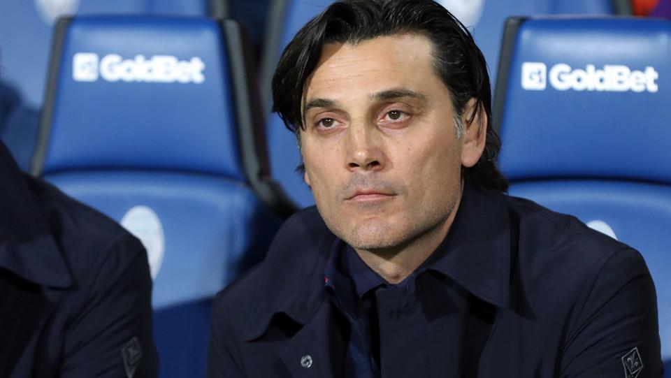 Vincenzo Montella, la Fiorentina non ha ancora la continuità necessaria ©