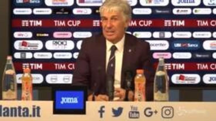 """Atalanta, Gasperini elogia Gomez: """"Per noi ha un valore incredibile"""""""