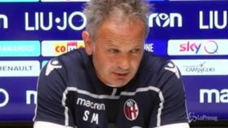"""Bologna, Mihajlovic: """"Partita importante ma non decisiva"""""""