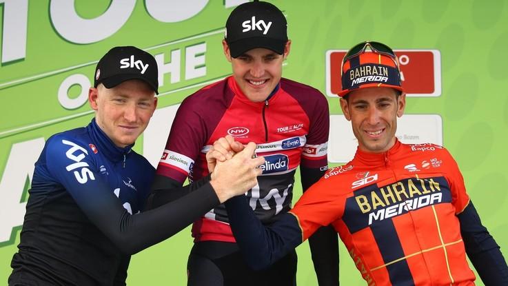 Ciclismo, Sivakov vince il Tour of the Alps. A Masnada l'ultima tappa. Nibali pronto per il Giro