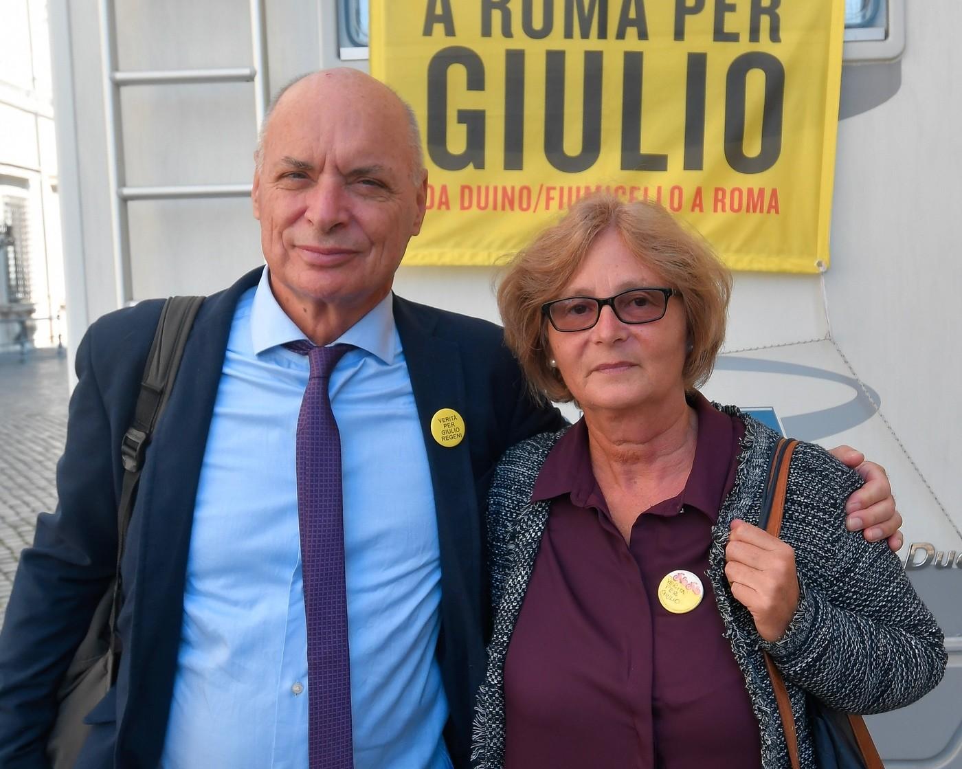"""Regeni, Conte risponde ai genitori di Giulio: """"Non avremo pace finché non avremo verità"""""""