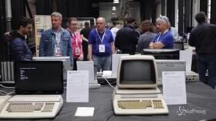 La storia dell'informatica al Vintage Computer Festival