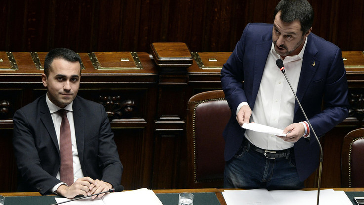 """Province, ancora scontro. Di Maio: """"No a 2.500 poltrone"""". Salvini: """"Si mettano d'accordo con se stessi"""""""