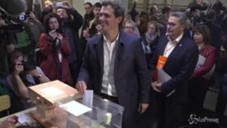 Elezioni in Spagna, i leader al voto
