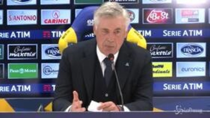 """Napoli, Ancelotti sulle contestazioni dei tifosi: """"Se vogliono giocatori da 10 milioni di euro, qui non arriveranno"""""""