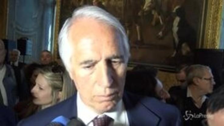 """Atp Finals Torino, Malagò: """"Formidabile lavoro di squadra, il nostro Paese è invincibile"""""""