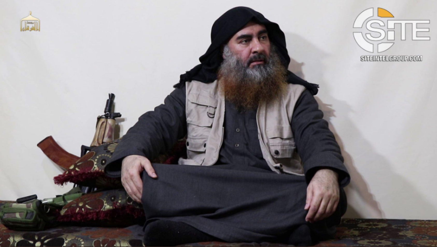 """Isis, al-Baghdadi ricompare in un video dopo 5 anni: """"Bene attacchi in Sri Lanka, colpire forze francesi in Mali e Burkina Faso"""""""