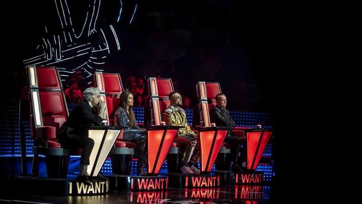 The voice of Italy: ecco i nuovi talenti della seconda blind audition