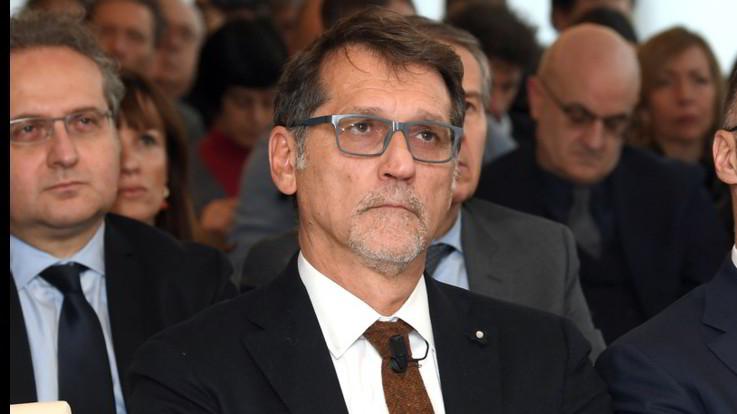 Il sindaco di Bologna, Virgionio Merola