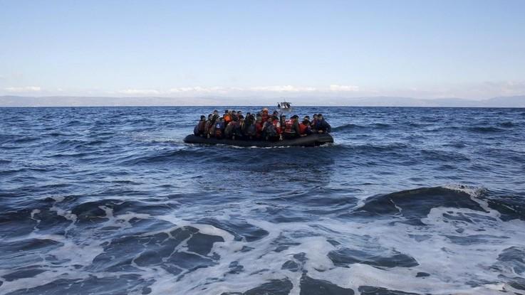 Migranti, naufragio nel mar Egeo: 9 morti, di cui 5 bambini