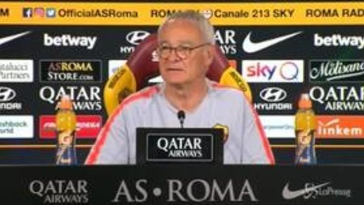 """Roma, Ranieri: """"Lazio-Atalanta come Lazio-Inter? Io sempre leale"""""""