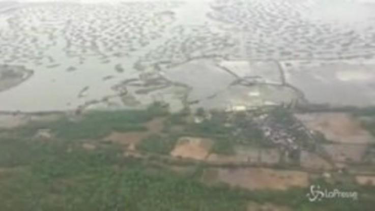 India, la devastazione lasciata dal ciclone Fani
