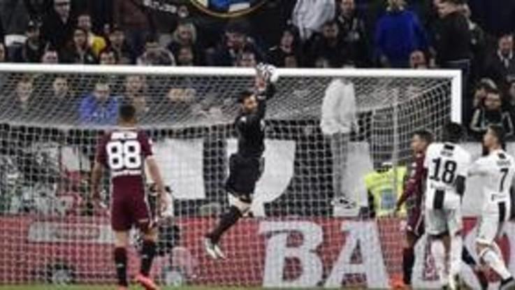 Serie A, la Juve frena la corsa Champions del Toro