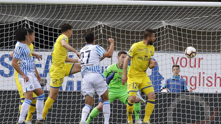 Serie A, Chievo-Spal 0-4 | Il fotoracconto