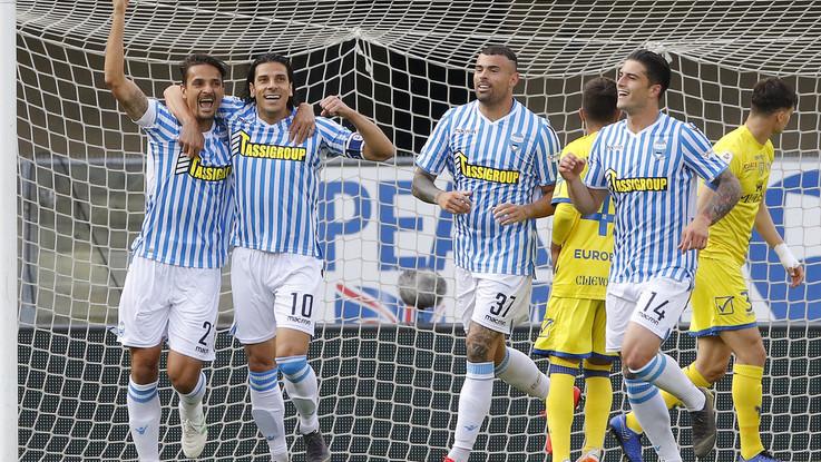 Serie A, Spal rifila poker al Chievo ed è salva: Felipe goleador