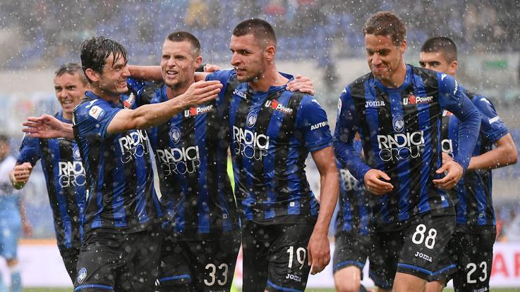 Serie A, l'Atalanta vola e 'vede' la Champions: Lazio ko 1-3