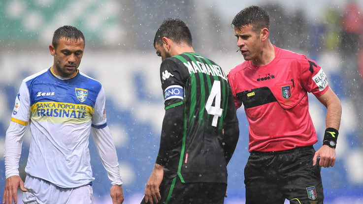 Serie A, Sassuolo pari in rimonta: Frosinone torna in Serie B