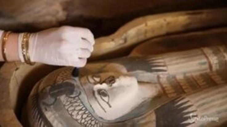 Egitto, scoperta una tomba di 4500 anni fa